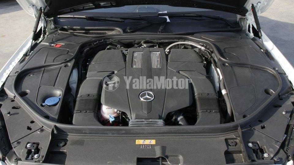 New Mercedes-Benz S-Class S 450 2018