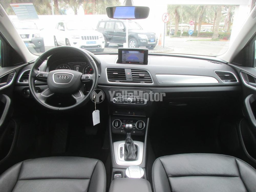 Used Audi Q3 2016