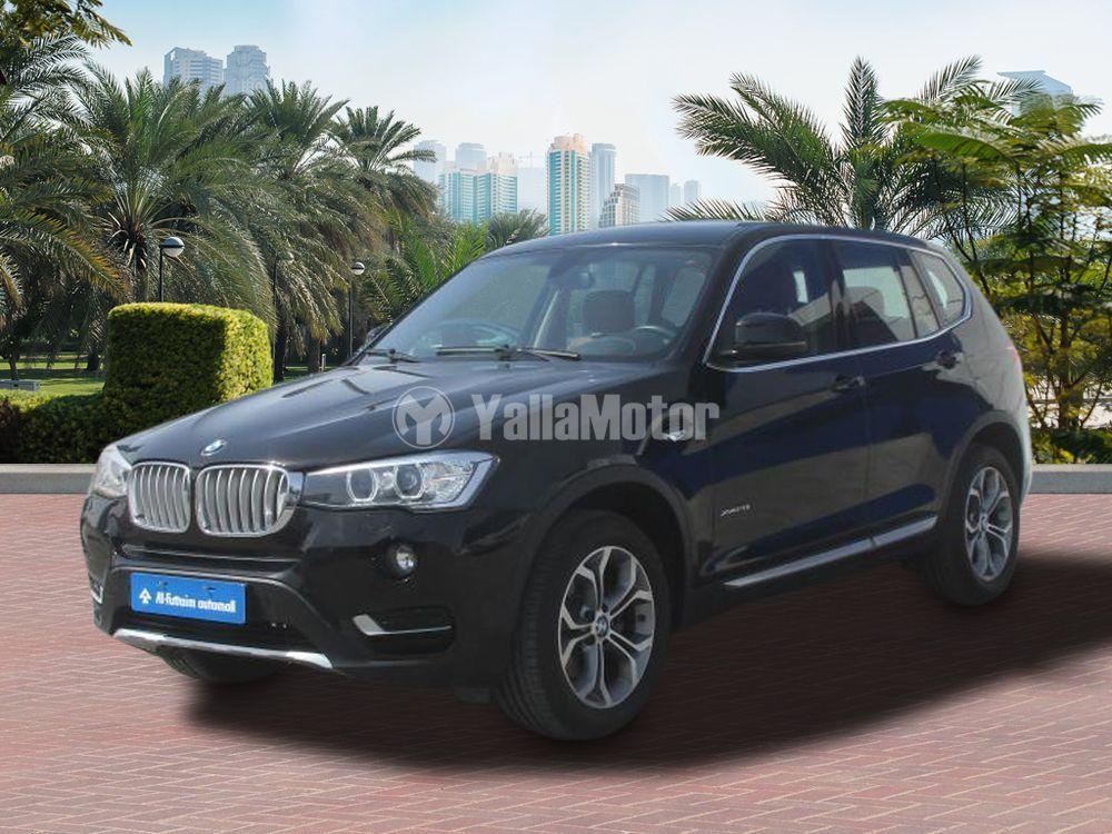 Used BMW X3 2016