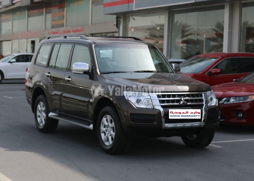 New Mitsubishi Pajero 3.5L 5 Door 2019