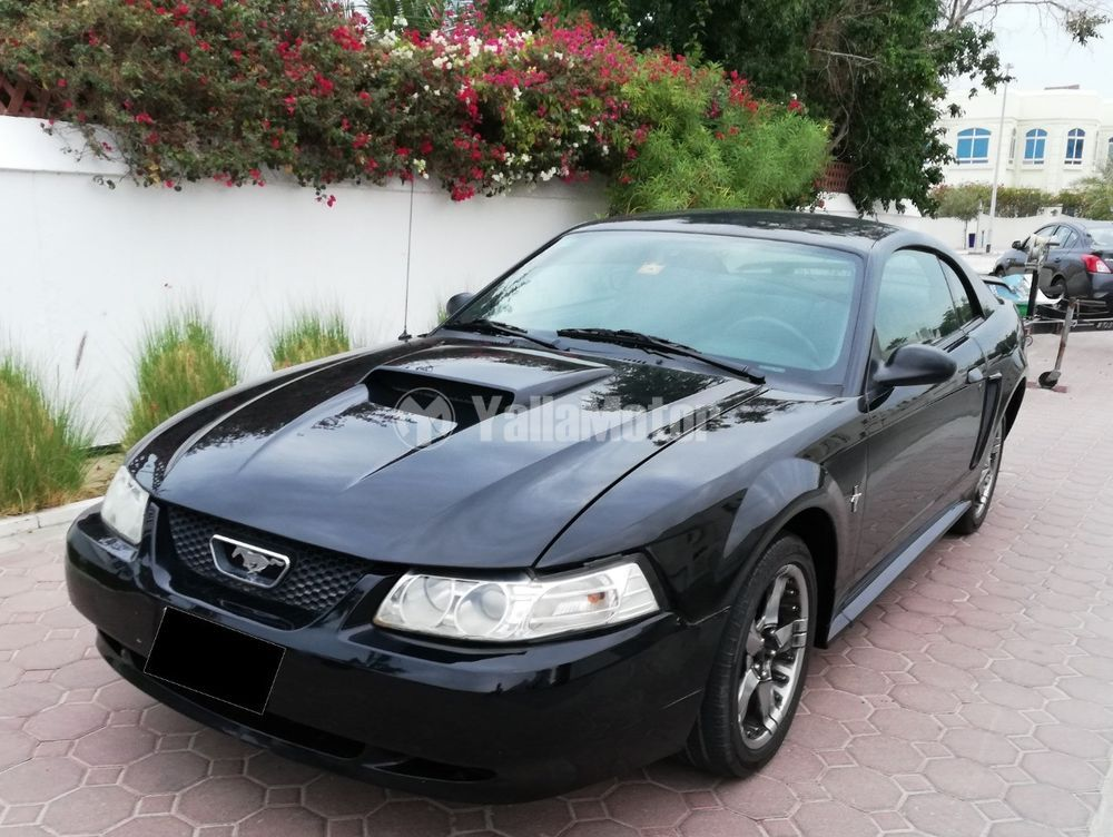2002 Mustang V6 >> Used Ford Mustang V6 Coupe 2002 868631 Yallamotor Com