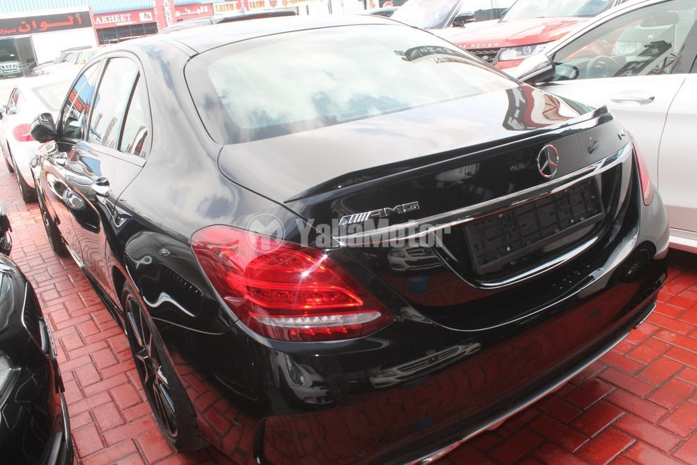 Used Mercedes-Benz C-Class Coupe C 43 4MATIC 2017