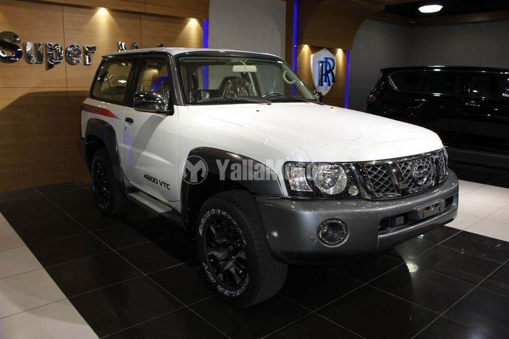 New Nissan Patrol Super Safari 4.8L 3-Door w/o Winch 2019