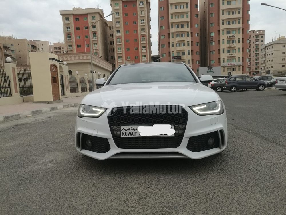 Used Audi A4 2.0L (211 HP) 2013