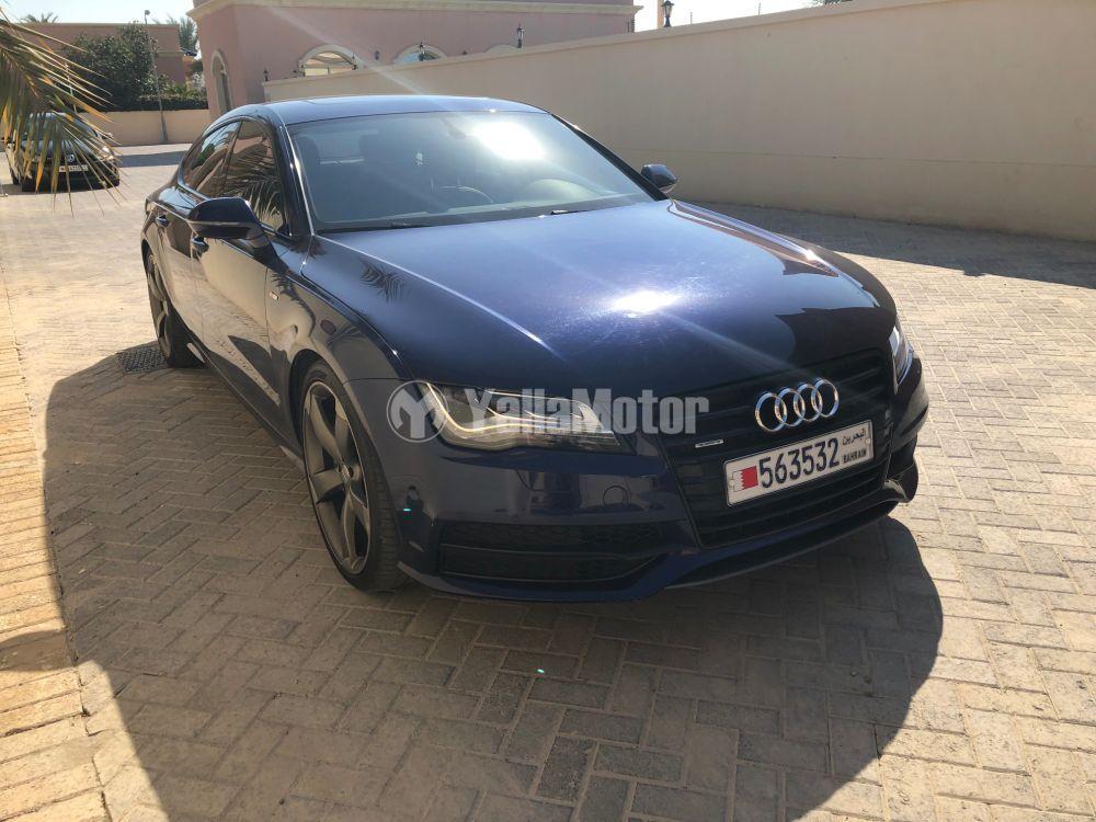 Used Audi A7 Sportback 3.0L (310 HP) 2015