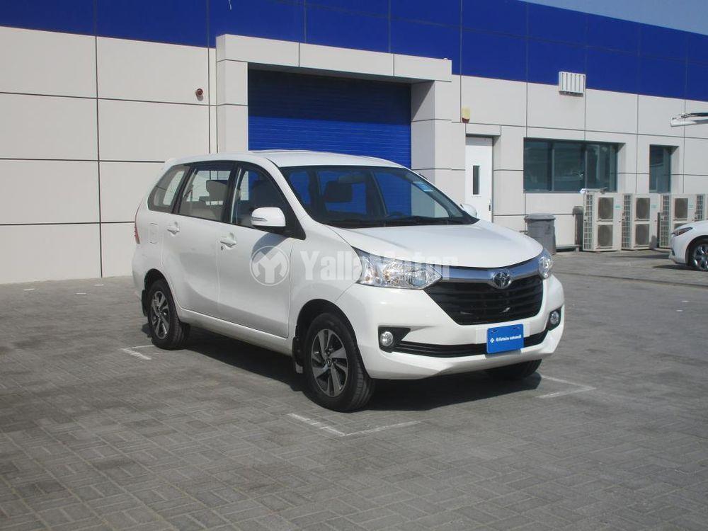 Used Toyota Avanza 2016