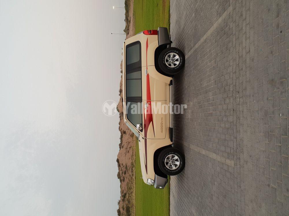 Used Nissan Patrol Safari 4.8L M/T 2017