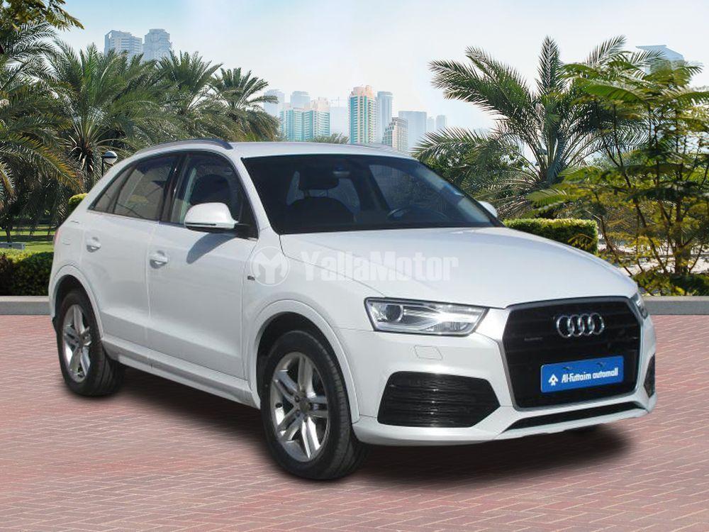 Used Audi Q3 2017