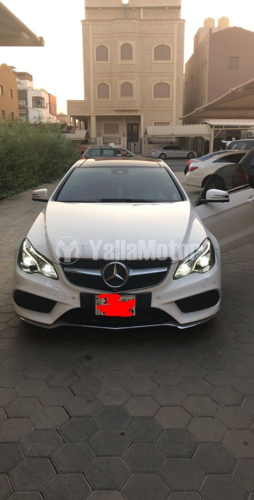 Used Mercedes-Benz E320 2015