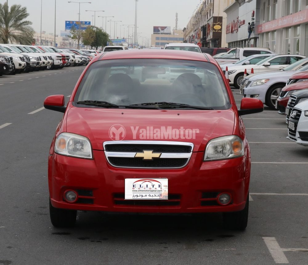 Used Chevrolet Aveo 1.4L LS Automatic 2015