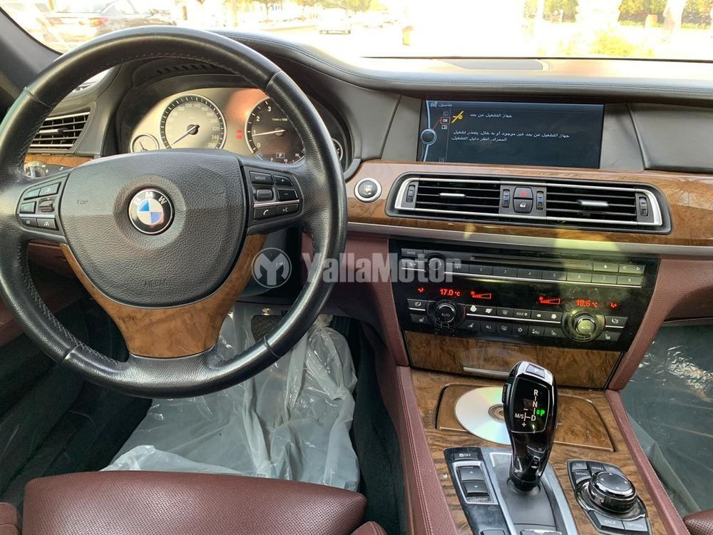 Used BMW 7 Series 750Li 2010