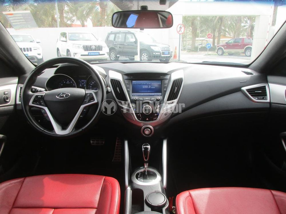 Used Hyundai Veloster 2016