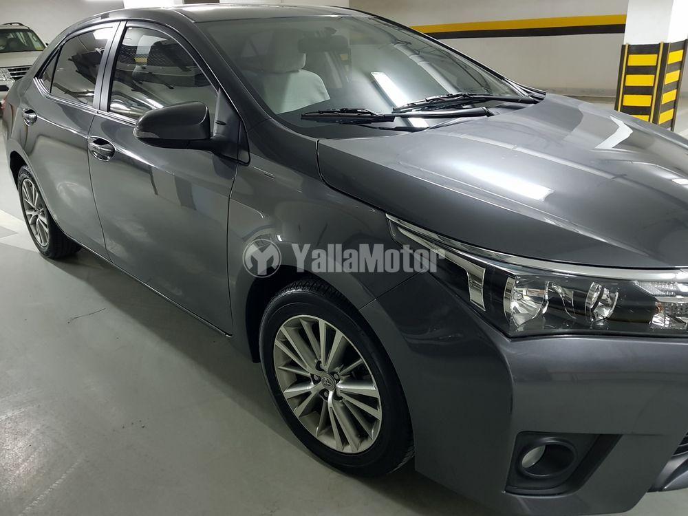 New Toyota Corolla 2.0L GLI 2015