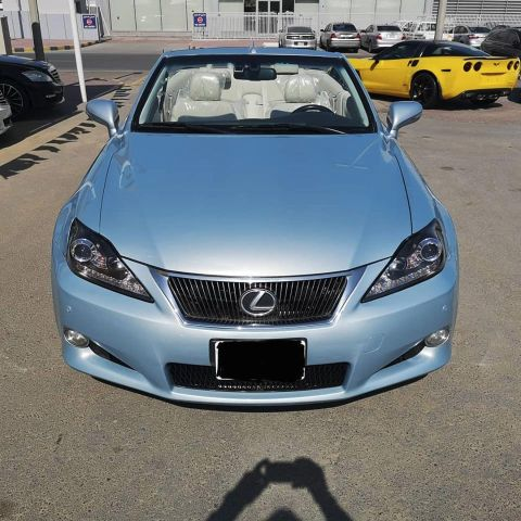 Used Lexus Is C 2010