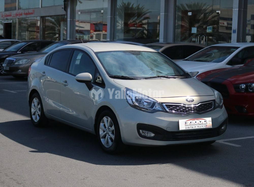 Used Kia Rio 4 Door Sedan 1.4L 2014