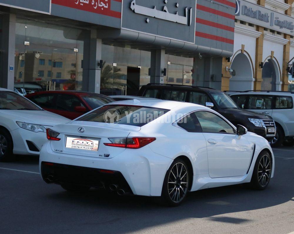 Used Lexus RC F 5.0L Sport 2015