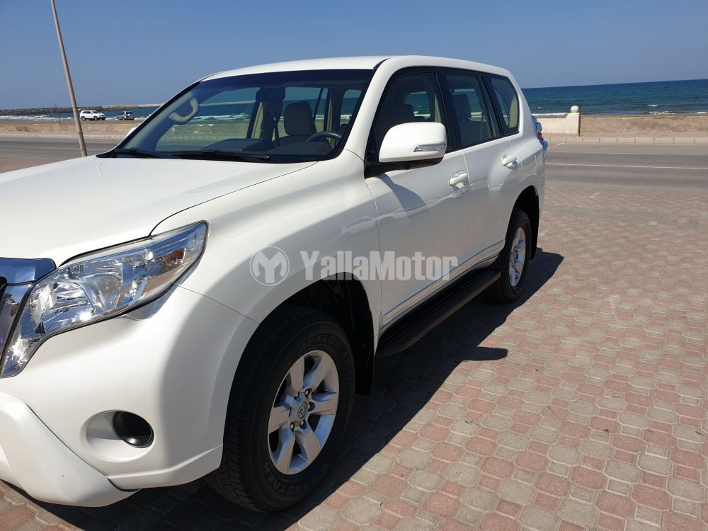 Used Toyota Land Cruiser Prado TXL 2016