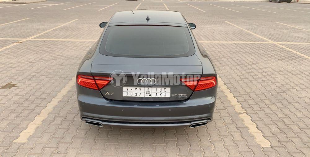 Used Audi A7 3.0L (333 HP) 2016