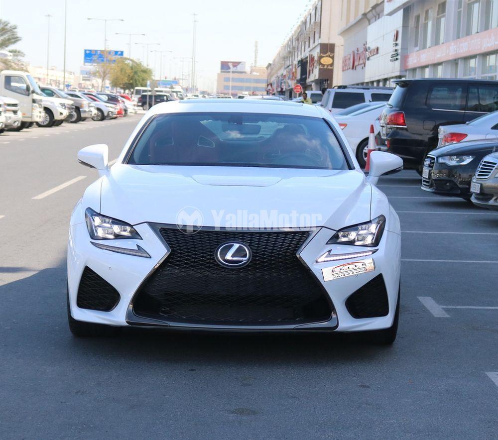 Used Lexus RC F 2015