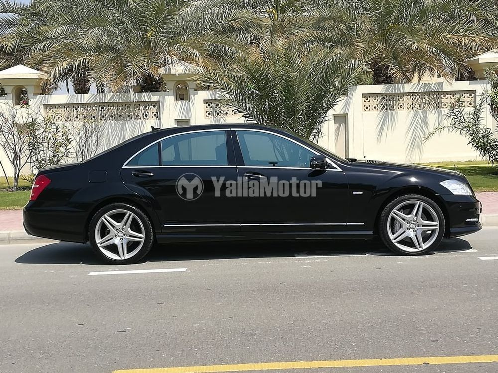 Used Mercedes-Benz S-Class S 500 2012