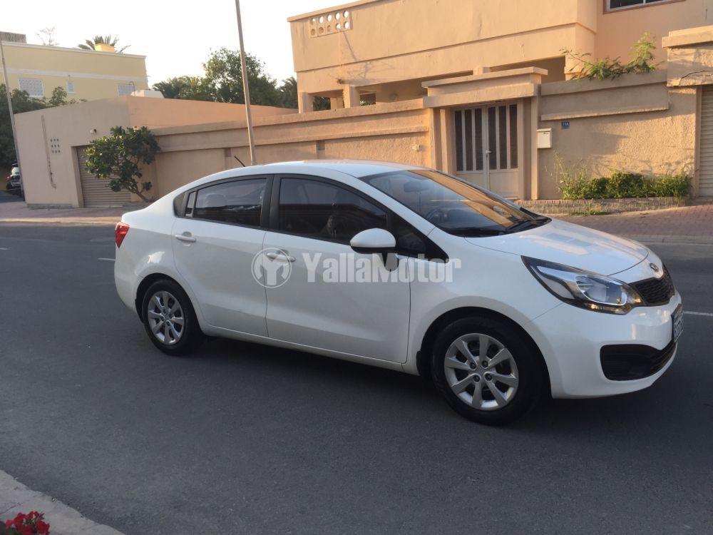 Used Kia Rio Sedan 1.4 EX Full Option 2015