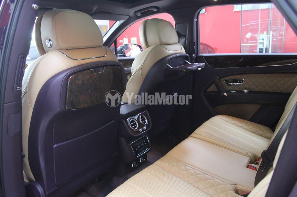 Used Bentley Bentayga W12 2017