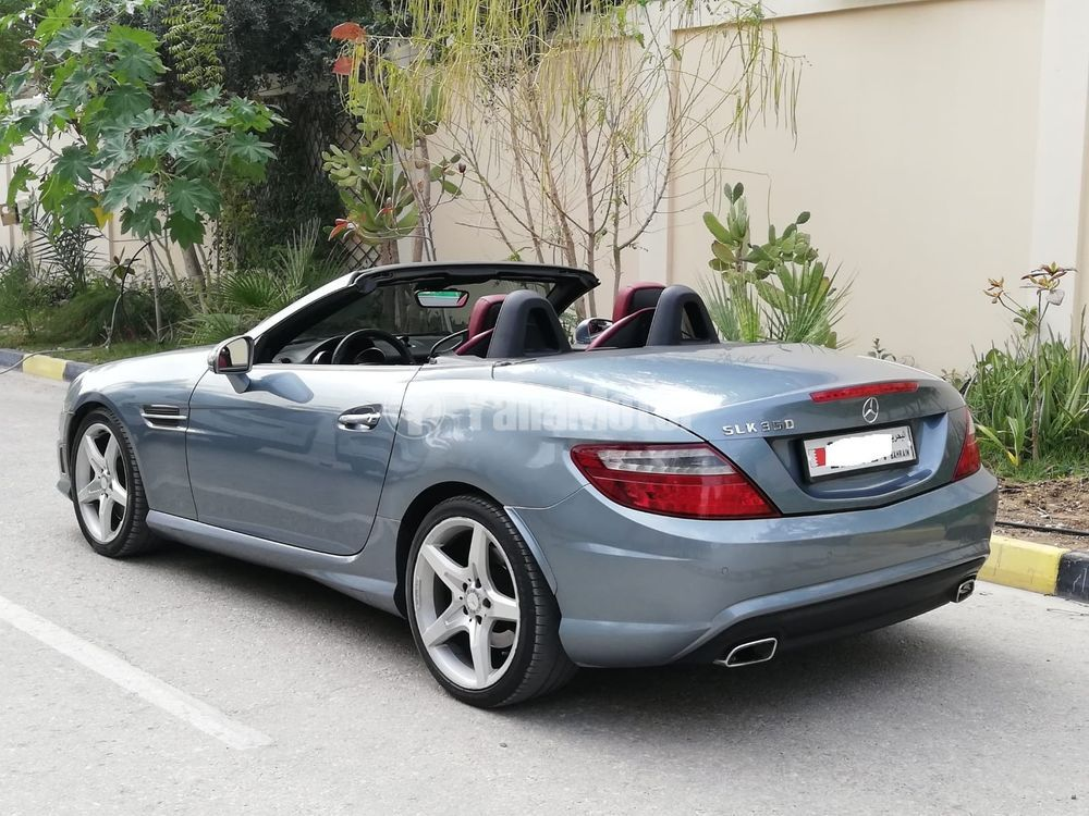 Used Mercedes-Benz SLK-Class SLK 350 2012