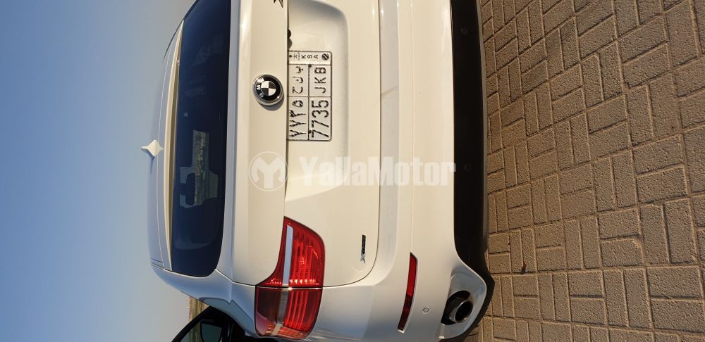 Used BMW X6 xDrive 35i 2012