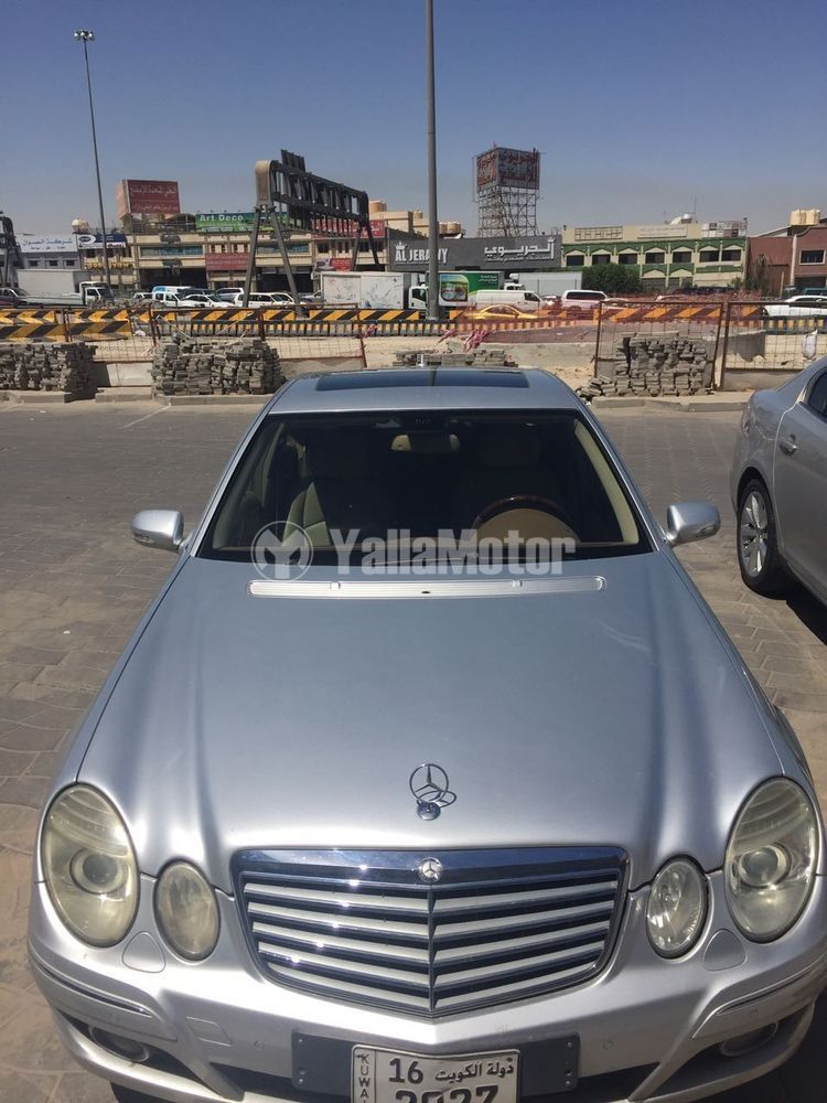 Used Mercedes-Benz E-Class 2008