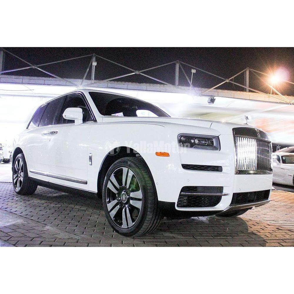 New Rolls Royce Cullinan 2019