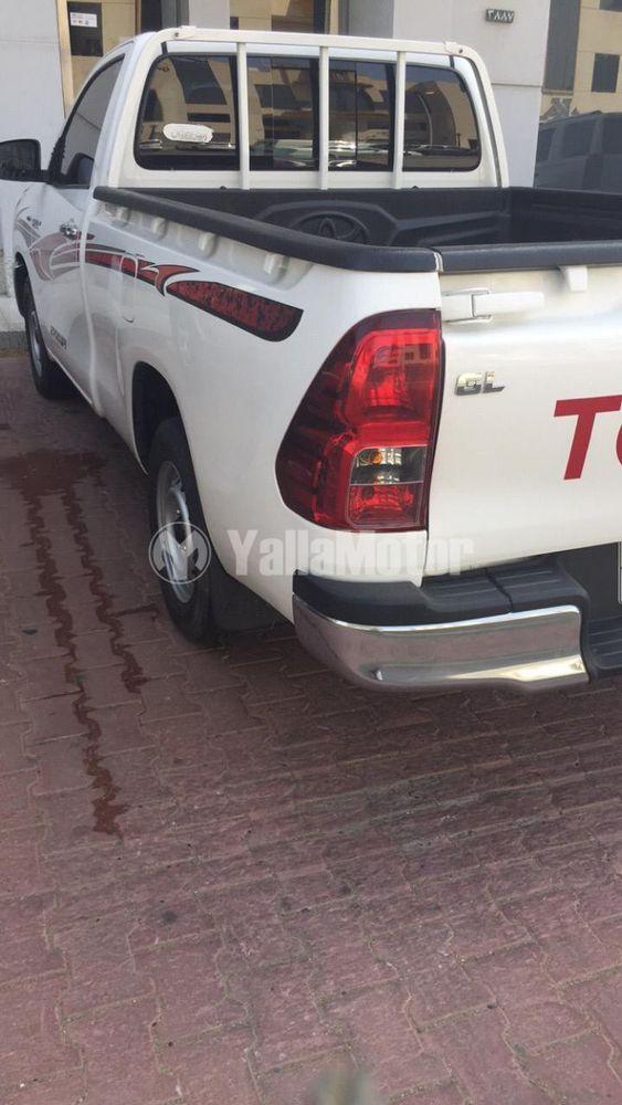 Used Toyota Hilux 2016