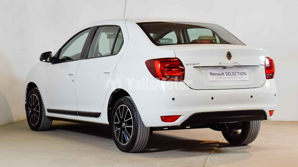 Used Renault Symbol 2017