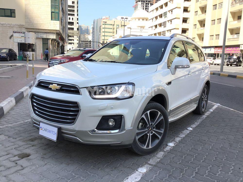 Used Chevrolet Captiva 2016 876843 Yallamotor Com