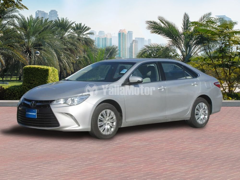 Used Toyota Camry 2016