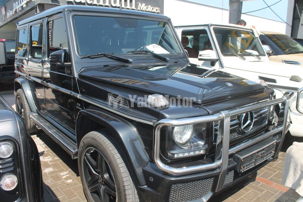 Used Mercedes-Benz G 63 AMG V8 Biturbo 2013