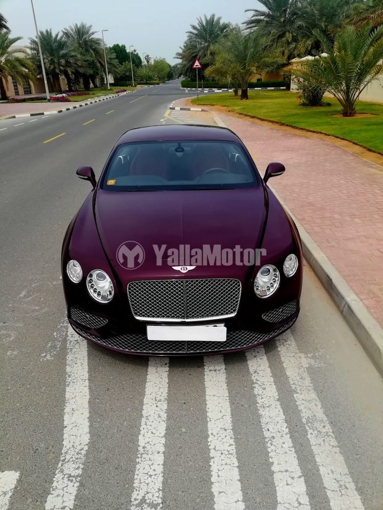 Used Bentley Continental GT V8 2016