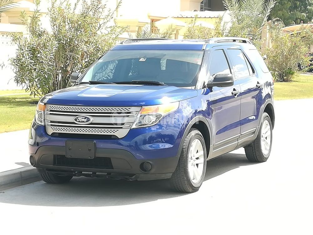Used Ford Explorer 2013