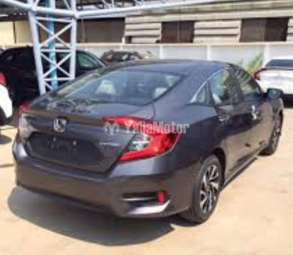 New Honda Civic 2018
