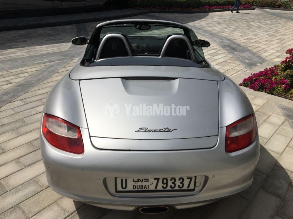 Used Porsche Boxster Base 2005