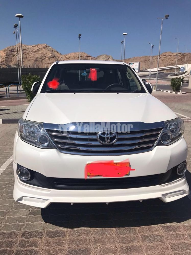 Used Toyota Fortuner 2.7L 2013