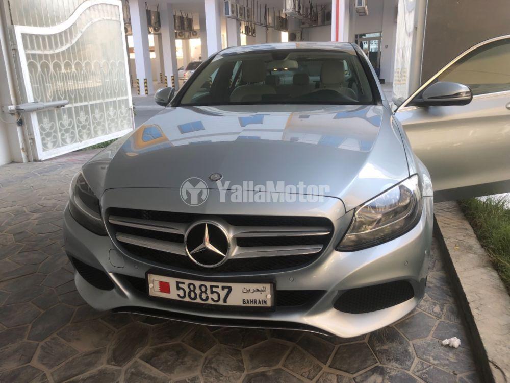 Used Mercedes-Benz C-Class C 180 2016