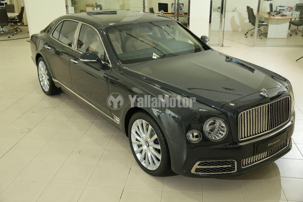 New Bentley Mulsanne 6.75L V8 2019