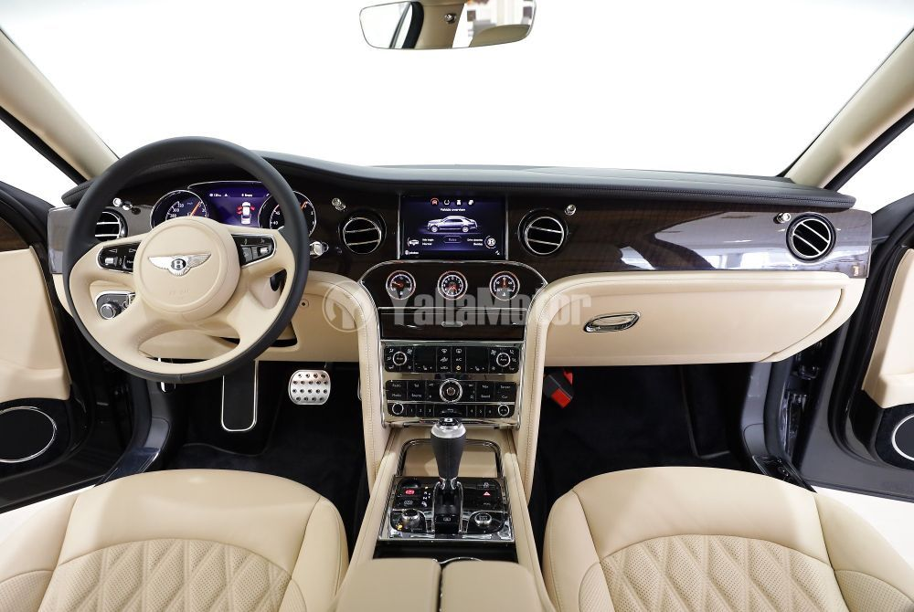 New Bentley Mulsanne 6.75L V8 2019