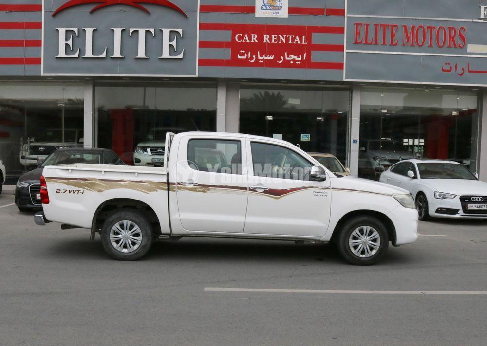 Used Toyota Hilux 2015