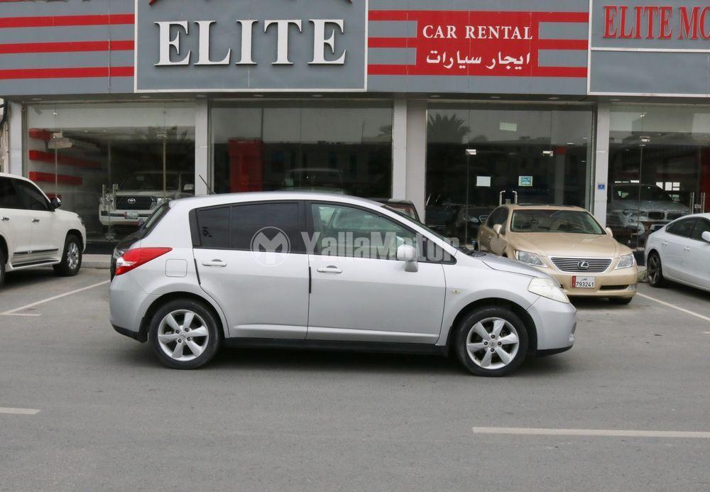 Used Nissan Tiida 2010