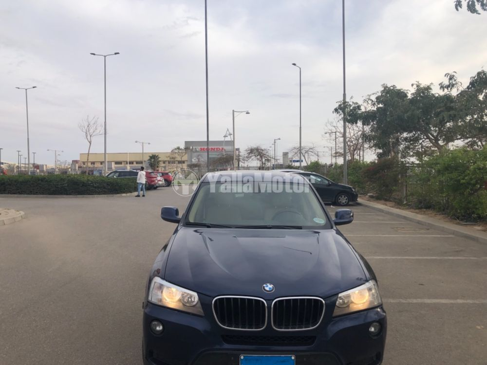 Used BMW X3 xDrive 20i 2012