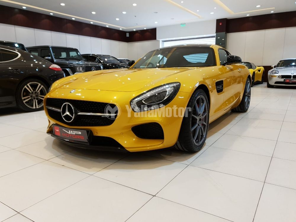 Used Mercedes-Benz AMG GT 4-Door Coupe 63 S 4MATIC+ 2016