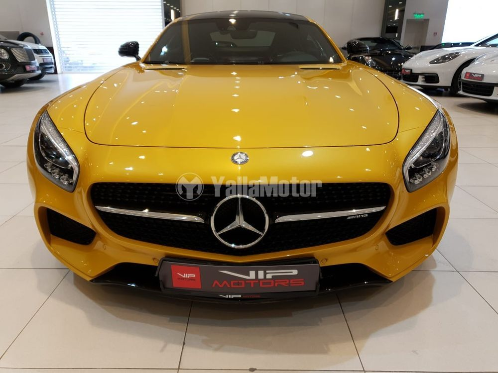 Used Mercedes-Benz AMG GT 4-Door Coupe 63 S 4MATIC+ (639 HP) 2016