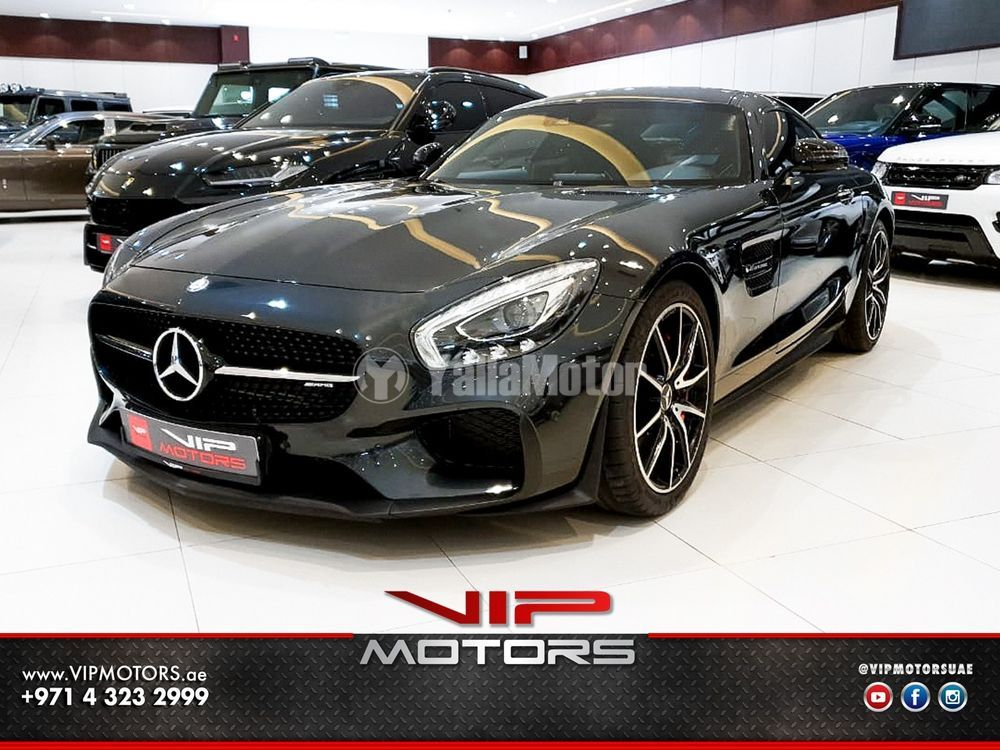 Used Mercedes-Benz AMG GT S 2016