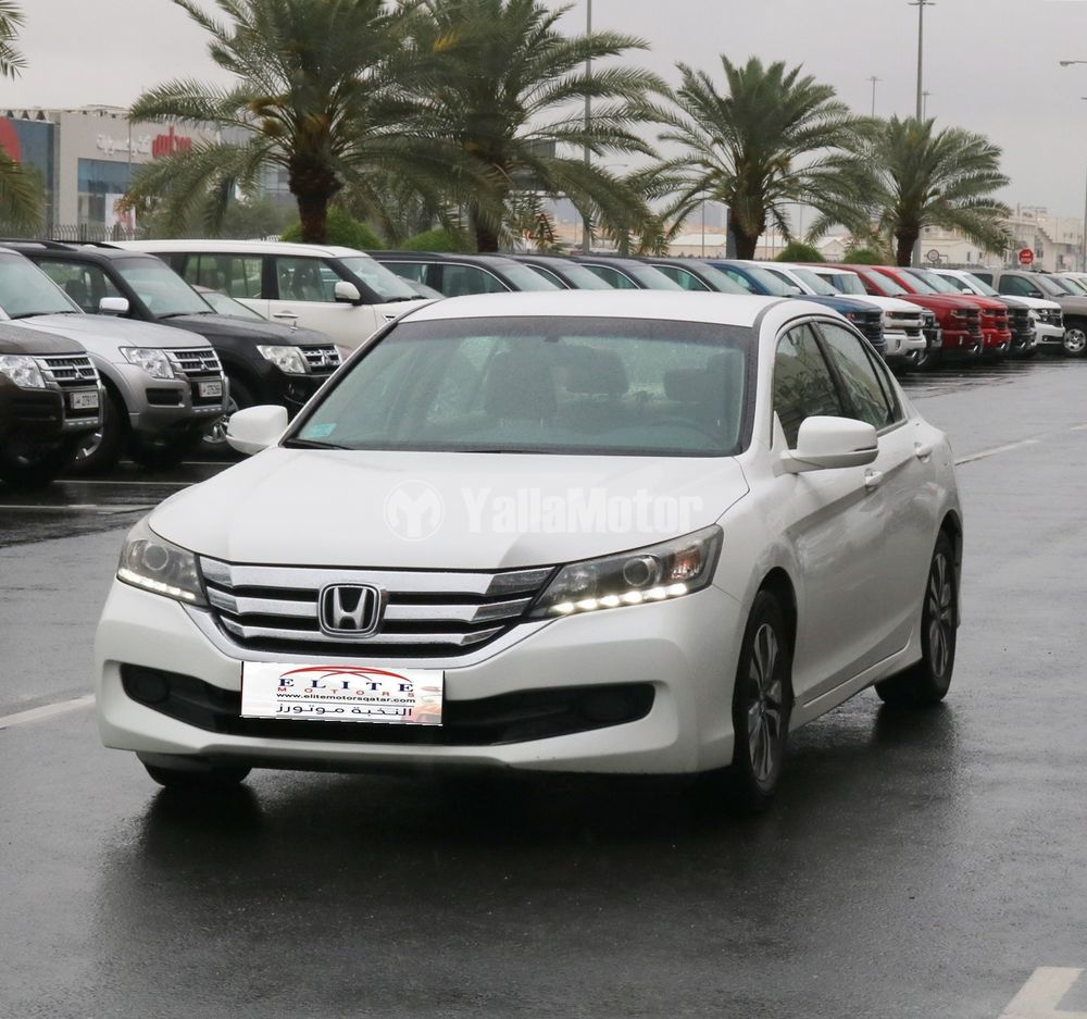 Used Honda Accord 2.4L EX 2016